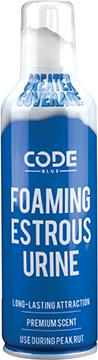 Code Blue Foaming Estrous Urine 8 oz.