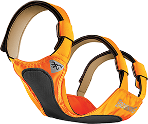 Browning Chest Protection Vest Blaze Orange Medium