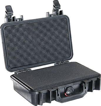 Pelican Protector Pistol and Accessory Case