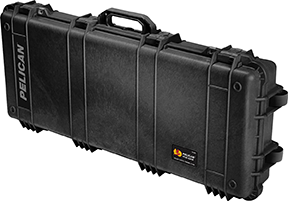 Pelican Protector Breakdown Rifle Case Black