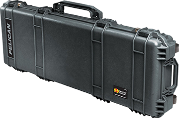 Pelican Protector Double Rifle Case Black