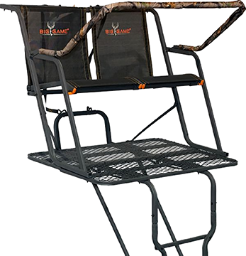 Big Game Spector XT 2 Person Ladder Stand