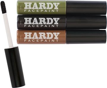 Hardy Facepaint Camo 3 pk.