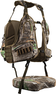 Knight And Hale Run N Gun 300 Turkey Vest Realtree Edge