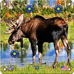 Arrow Mat Moose Target 17x17