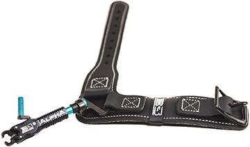 B3 Alpha Release Black Swivel Stem Connector Strap