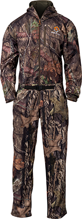 Savanna Quickstrike Coverall Mossy Oak Country Large