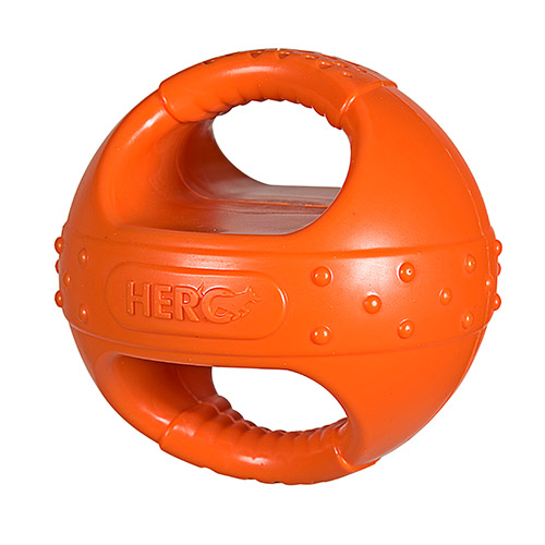 Hero Soft Rubber Kettleball Hunter Orange