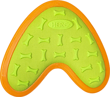 Hero Outer Armor Boomerang Orange/Lime Large