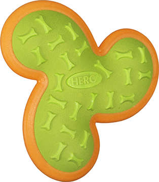 Hero Outer Armor Propeller Orange/Lime Small