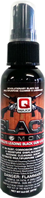* Qmaxx Black Diamond Oil/Cleaner 8oz Pump Bottle