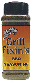 Grill Fixins BBQ Seasoning