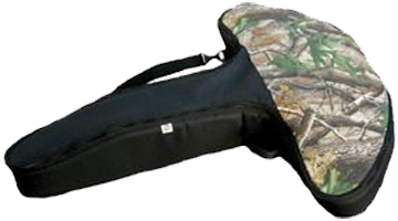 Neet XC-102 Crossbow Case Black w/Infinity Breakup