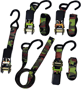 Copper Ridge Treestand Ratchet Straps 4 pk.