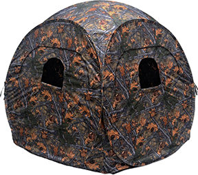 Copper Ridge Spring Steel Pop Up Blind