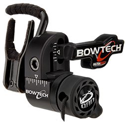 Bowtech Ultra Rest Black Left Hand