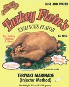 Turkey Teriyaki Marinade