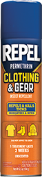* Repel Permethrin Insect Repellent Clothing & Gear