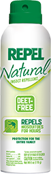 * Repel DEET-Free Insect Repellent 6 oz