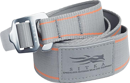 Sitka Stealth Belt Woodsmoke Large