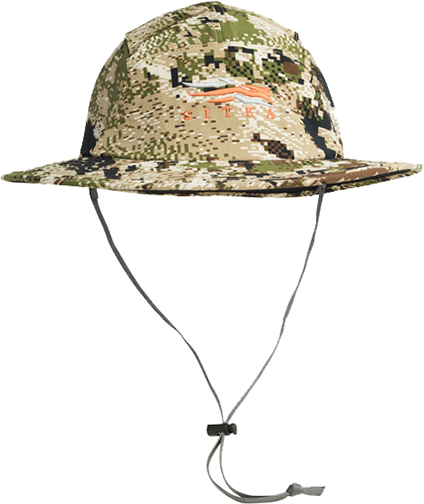 Sun Hat Subalpine Camo Small/Medium