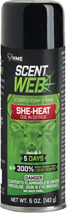 * Scent Web She Heat Estrous Doe