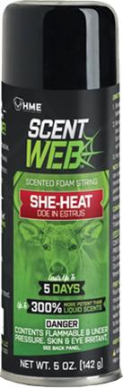 * Scent Web She Heat Estrous Doe