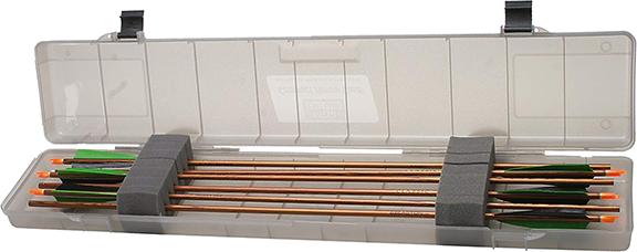 24 Arrow Compact Case Clear/ Smoke
