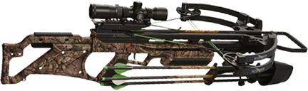 17 Stryker Katana Crossbow Package Camo