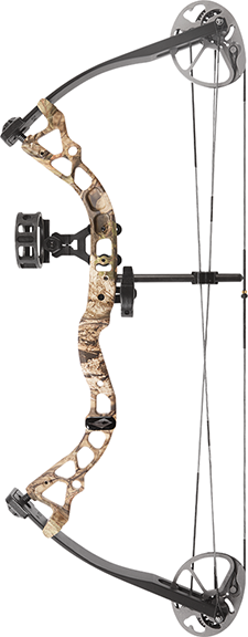 Atomic Breakup Country Bow Package 29# Right Hand