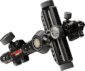 "AX3000 Sight Black w/9"" EXT Dampener"