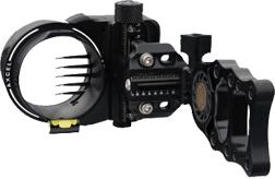 Armortech HD 5 Pin Sight .010 Black