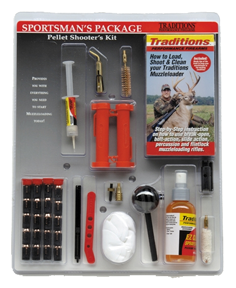 50c Sportsmen Pellet Shooter Kit