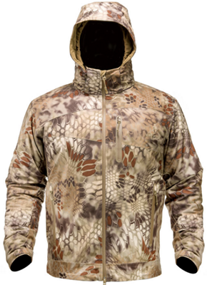 Aegis Extreme Jacket Highlander Large