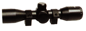 Barnett Illuminated Scope 3 Reticle