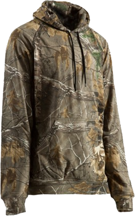 Berne Woodlot Thermal Lined Pullover Realtree Xtra Camo L