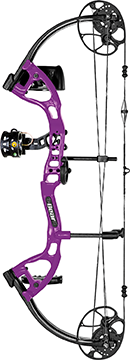 Bear Archery Cruzer Lite RTH Package Flo Purple RH