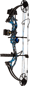 Bear Archery Cruzer G2 RTH Package Moonshine Undertow RH