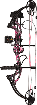 Bear Archery Cruzer G2 RTH Package Muddy Girl LH