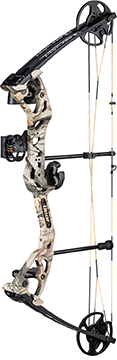 Bear Archery Limitless RTH Package Gods Country Camo RH
