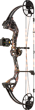 Bear Archery Cruzer Lite RTH Package Moonshine Wildfire RH