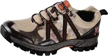 Browning Mens Glenwood Trail Shoe A-Tacs AU/Mulch Size 9