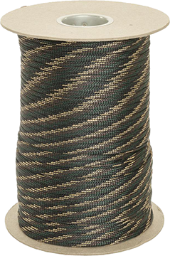 Cir-Cut Bow Hoist Rope Camouflage 500 ft.