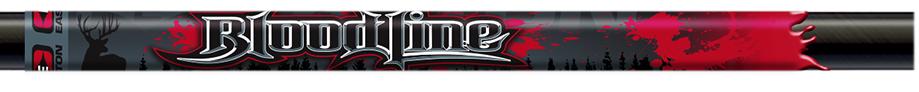 Bloodline N-Fused 6MM 240 Raw Nocks Installed/Inserts Loose