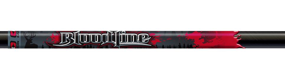 Bloodline N-Fused 6MM 400 Raw Nocks Installed/Inserts Loose