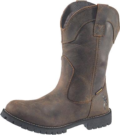 Browning Watson Wellington Boot Bracken/Realtree Xtra Size 9