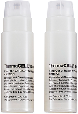 * Thermacell 2-Butane Refill Pack