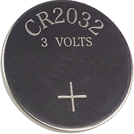 OMP CR2032 Battery