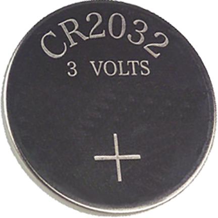 * OMP CR2032 Battery