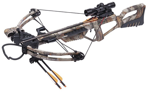 18 Dusk Hunter 370 Crossbow Package